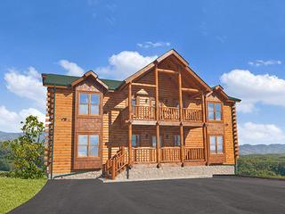 Legacy Lodge, Sevierville