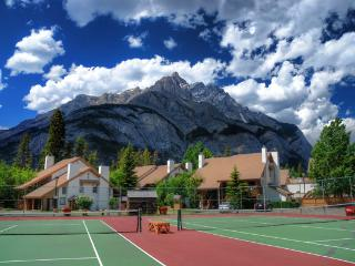2 Bedroom condo in the heart of Banff National Park....available Aug.4-11, 2019