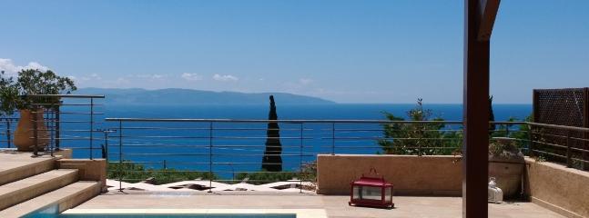Ionian Sea view and Zakynthos island