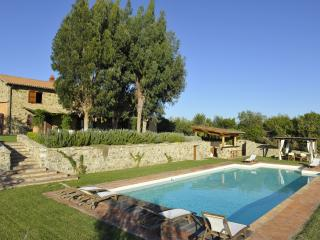 Luxury secluded pool Villa near Suvereto