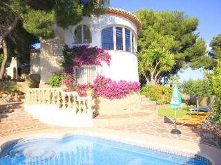 4 bedroom Villa in Benitachell, Valencia, Spain : ref 5047477