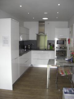 Kitchen at Avanti