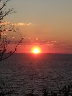 Sunset on Chesapeake Bay
