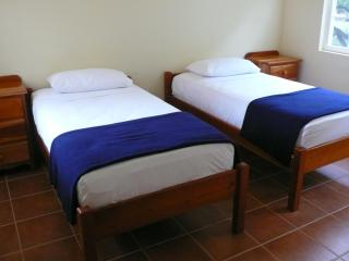The Crimson Orchid Inn, #8 two twin beds, Copper Bank