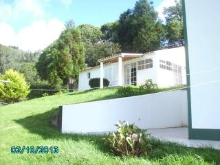 the small house on the  sunny island, Santa Maria