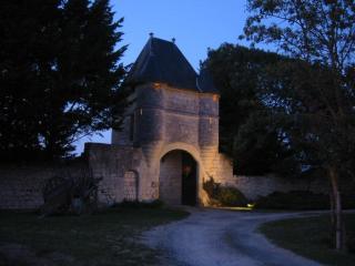 Champfreau's gatehouse