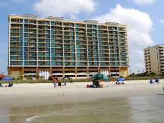 Mar Vista Grande Oceanfront 3br/3ba furnished unit, North Myrtle Beach