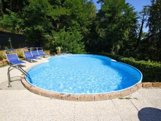House in Tuscan Agritourism with Pool, Pescaglia