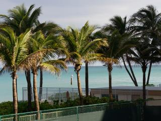 2080 OCEANFRONT ON THE BEACH  3/2 ON 1ST FL