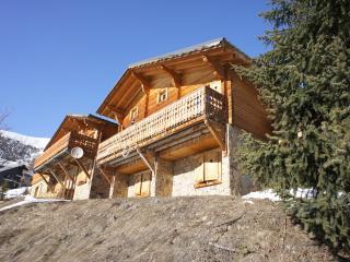 Chalet Cornillon, L'Alpe-d'Huez