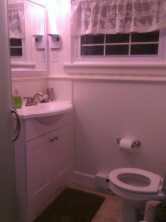Remodeled Full Bath