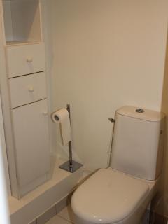Independant toilet