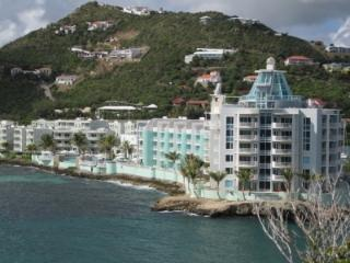 Spectacular St. Maarten Oceanfront Penthouse, Oyster Pond