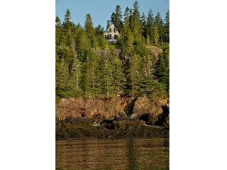 Cliff-perched Home with Breathtaking Ocean Views, Machiasport