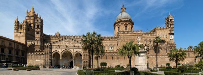 Palermo - cattedrale 35 km