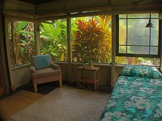 Banana Patch Cottage, a tiny gem!, Hakalau