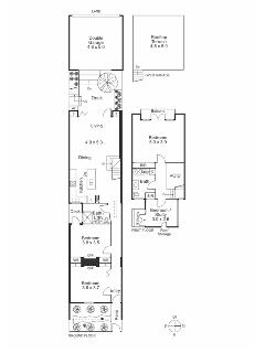 TWO FIVE ZERO floorplan