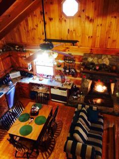 Cozy greatroom...you'll love the Kokomo