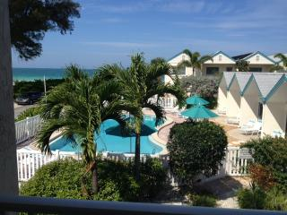 Coconuts Two Bedroom Unit 117 Upstairs Courtyard, Holmes Beach