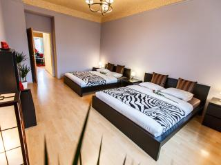 The Prague Castle View - Deluxe Suite 4 Adults