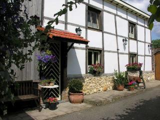 Unieke vakwerkboerderij De Hubertahoeve, gelegen in de Voerstreek Belgie, Raesfeld