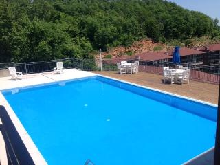 Poolside Condo...literally 12' from our front door!