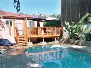 HISTORIC OLD TOWN DISTRICT STUDIO ,POOL & CABANA, San Diego