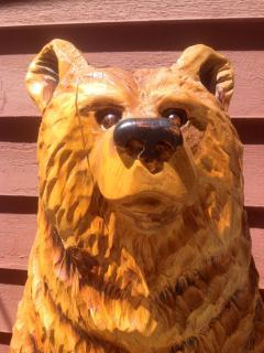 Dixie Bear Macot