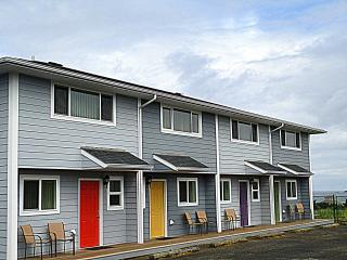 Nye Beach Townhomes: Red Door--No Cleaning Fee!*, Newport