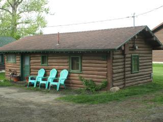 Montana Moose Cabin