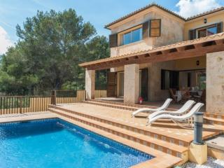 LLUNA - Property for 7 people in Cala Mesquida (Capdepera)