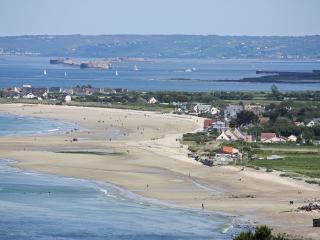 Normandie Cotentin villa 3 chambres bord de mer, Aumeville-Lestre