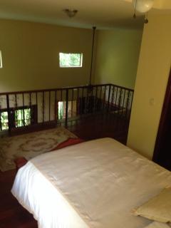 Upstairs master loft bd