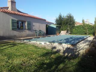 Maison pour vacances proche La Rochelle, Perigny