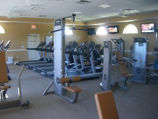 New Fitness Centre Equipment Room
