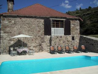 La Chaumely with its large heated pool