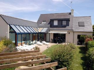 6 bedroom Villa in MoëLan Sur Mer, Brittany, France : ref 1718885