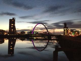 Luxury Flat, Lancefield Quay, Glasgow