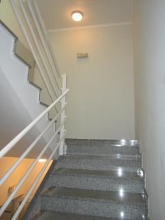 Access stairs 2º floor