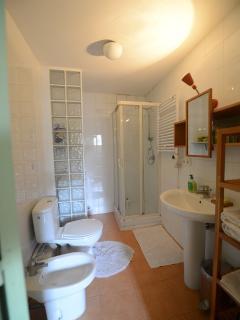 Main washroom