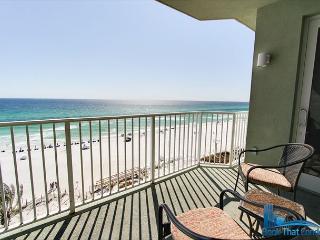 Beachfront Luxury at Hotel Price~Private Gulf View Balcony+Amazing Amenities, Panama City Beach