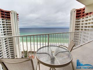 Beach Front Snowbird Condo-Awesome Amenities~Shores of Panama 1714-Sleeps 6, Panama City Beach