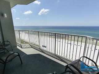 Breathtaking Views of The Gulf Right From Your Window In This Luxury 2BD/2BA, Panama City Beach