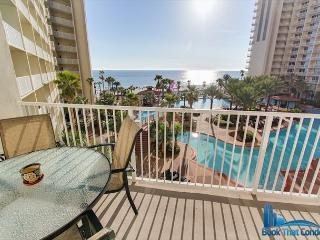 Shores of Panama 421-Gulf Front-Sleeps 8-Perfect Location-Great Family Resort, Panama City Beach