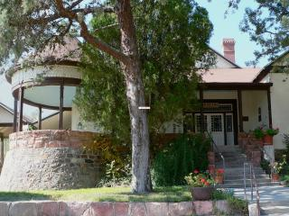 The Trueheart-Neill House, Fort Davis