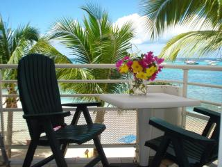 Beachfront condo - Saint Martin French side Marigo
