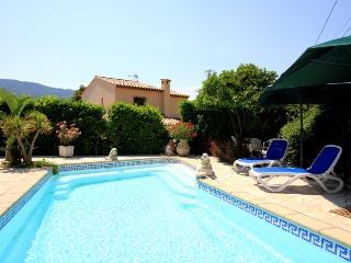 2 bedroom Villa in La Roquette Sur Siagne, Cote d'Azur, France : ref 2255472