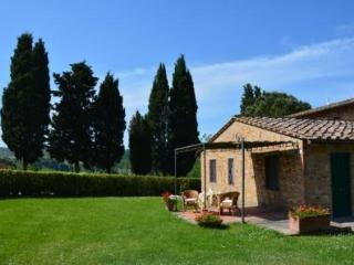 Romantic and cosy apartment  among beautiful vineyards, Montaione