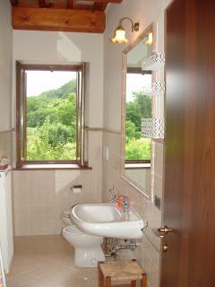 bagno appartamento Girasole