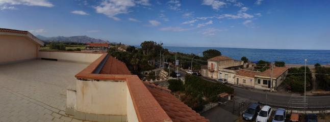 View from private terrace. (Vista da terrazza privata)